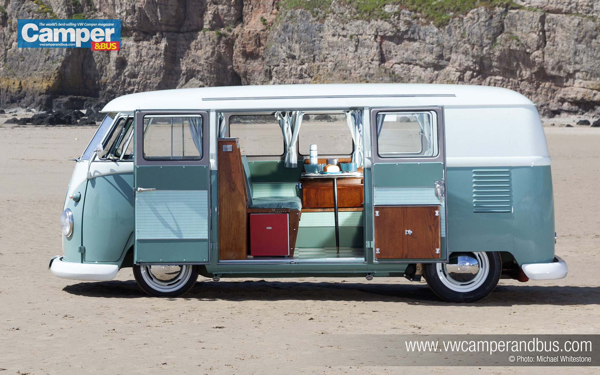 1962 Devon Campervan Desktop Wallpaper 03 Jpg HD Wallpapers Download Free Images Wallpaper [1000image.com]