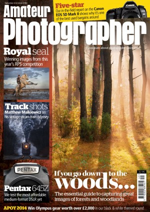 Amateur Photographer magazine 4 October