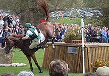 K K Horse Country Uk Ltd There are many cross-country riding errors that can be seen all too ...