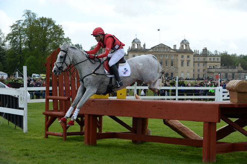 K K Horse Country Uk Ltd day at the Mitsubishi Motors Badminton Horse Trials , Australia's ...