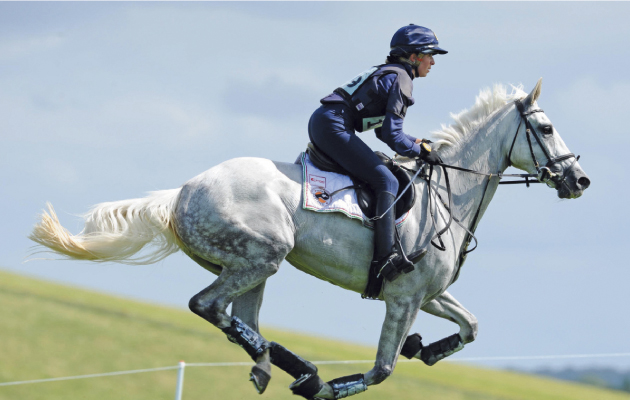 Here she shares with h amp h her top tips for getting horses fit