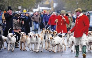 north cotswold foxhounds 2010 boxing day meet