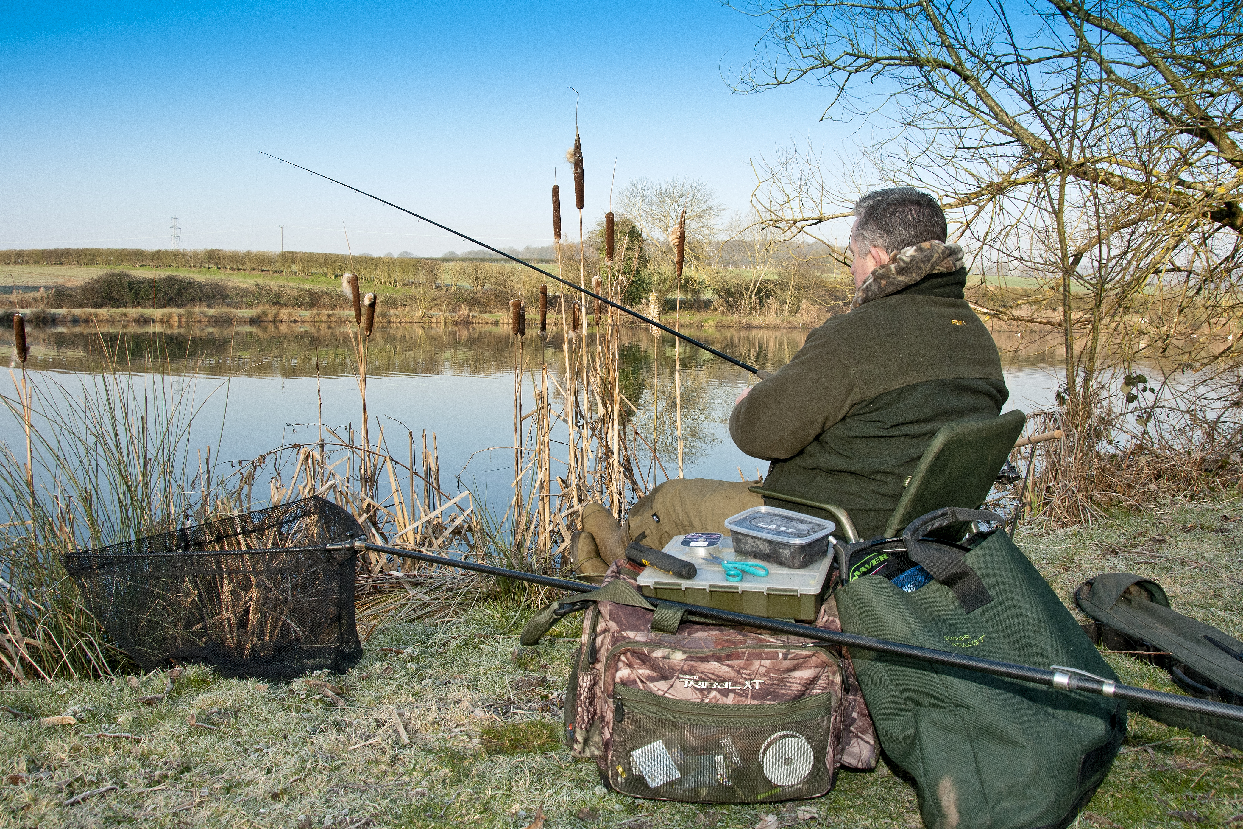 Winter fishing tips to avoid a blank