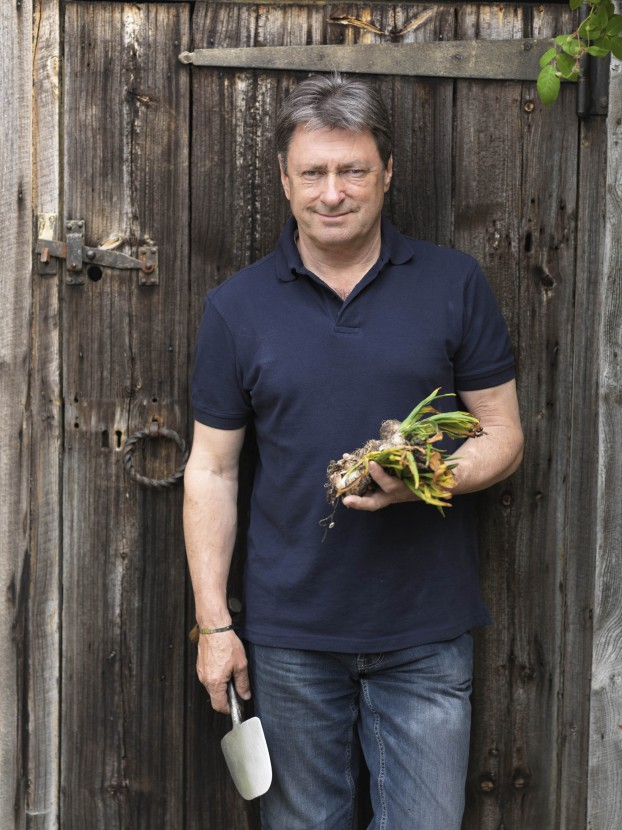 Love Your Garden host Alan Titchmarsh
