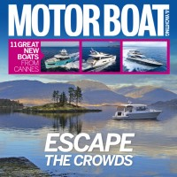 Motor Boat & Yachting December 2014 cover