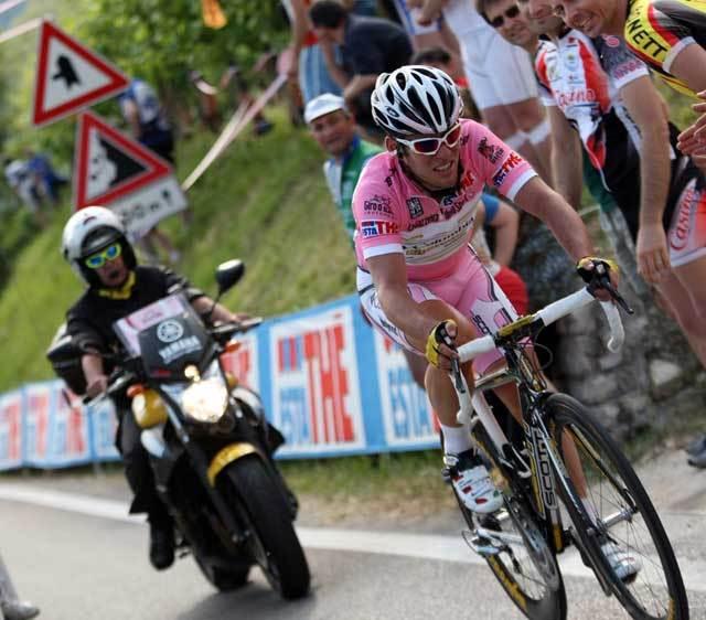 Mark Cavendish Giro stage 3 2009