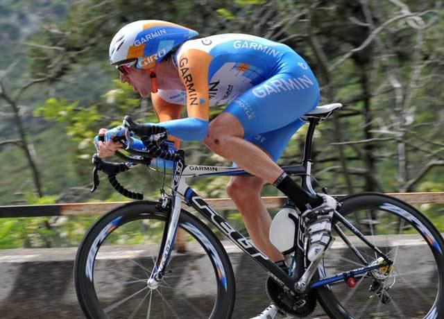 Bradley Wiggins Giro 2009 stage 12