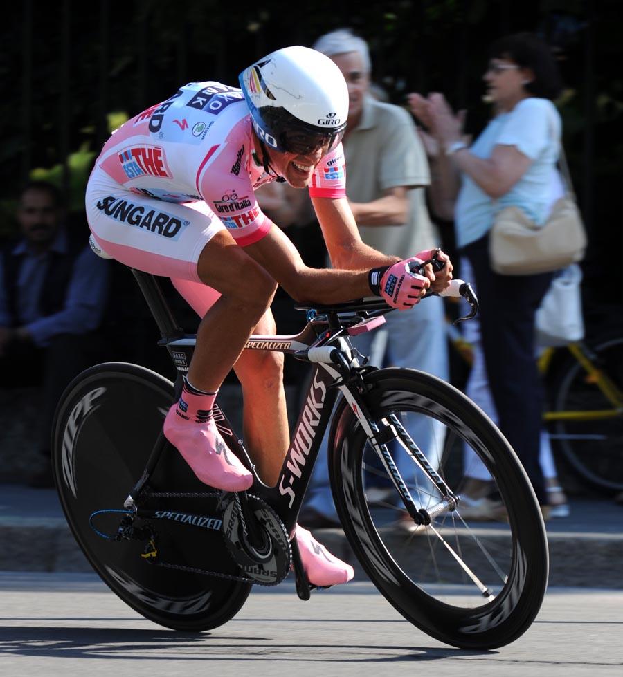 Alberto Contador, Giro d