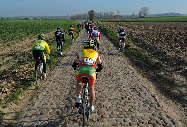 Paris Roubaix Challenge 2012