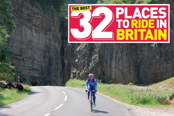 32 places to ride in Britain