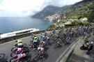 Amalfi coast, Giro d'Italia 2013, stage three