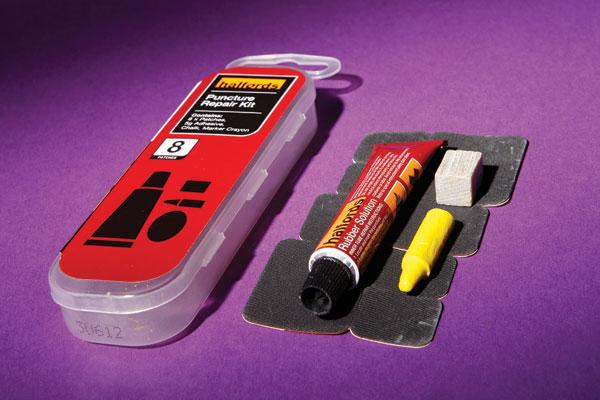 Halfords puncture repair kit