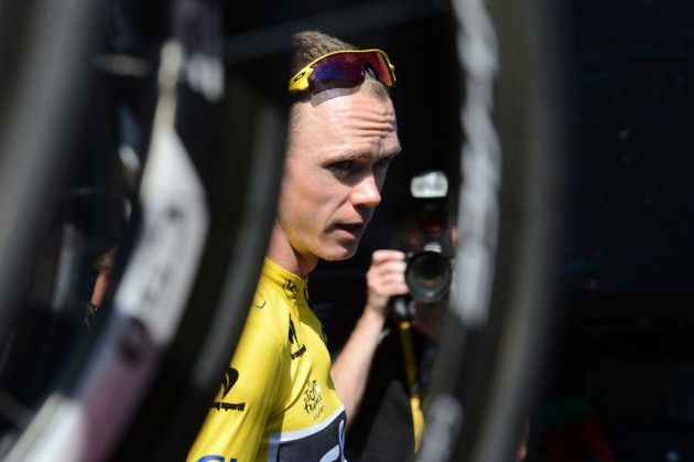 Photo: Richard Moore considers why Chris Froome would choose to miss the Tour in favour of other races in 2015.