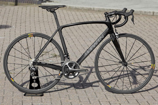 B twin facet 7 road bike for Triban 300