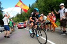 Chris Froome solo, Tour de France 2013, stage eight