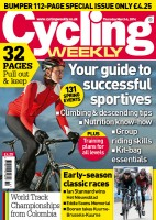 Cycling Weekly March 6 2014 issue