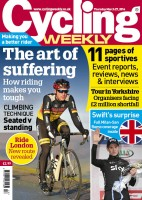 Cycling Weekly March 27 2014 issue