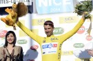 Nacer Bouhanni wins stage one of the 2014 Paris-Nice