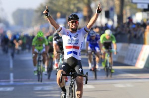 Mark Cavendish wins Stage 6 of the 2014 Tirreno Adriatico