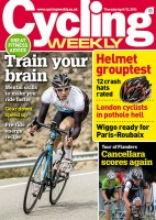 Cycling Weekly cover April 10 issue