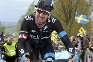 Bradley Wiggins Tour of Flanders