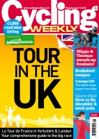 Cycling Weekly April 17 2014 issue