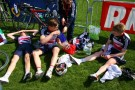 GB's junior riders recover after Junior Paris-Roubaix 2014
