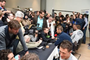 Tour of Flanders - Press Conferences