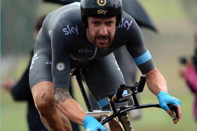 Bradley Wiggins, British time trial national championships 2014 Credit: Andy Jones . � (cyclingweekly.co.uk)