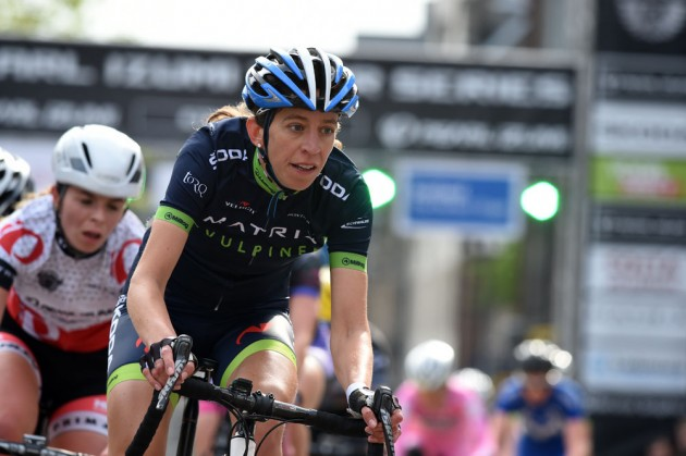 Photo: Stef Wyman's squad, who were only one of two home-based trade teams to ride at this year's Friends Life Women's Tour, have the promising Jessie Walker and para-cycling world champion pilot Corrine Hall among their roster.