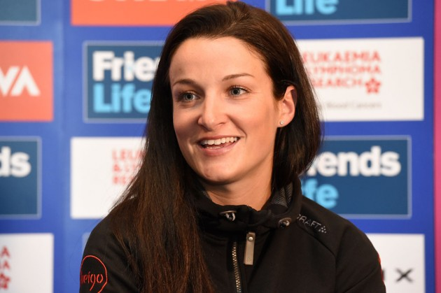 Photo: Lizzie Armitstead has defended Great Britain's selection policy for the world road championships as she lines up as one of the favouites for the women's road race on Saturday in Spain.