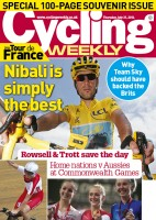 Cycling Weekly July 31 2014 issue