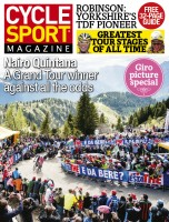 Cycle Sport August 2014 issue