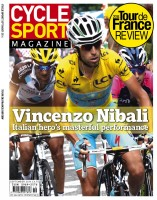 Cycle Sport Sept 2014 cover