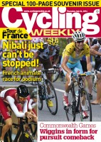 Cycling Weekly July 24 2014 issue
