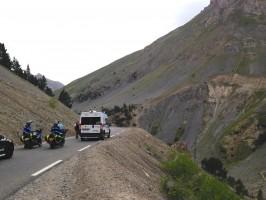 Dries Devenyns crash, Tour de France 2014