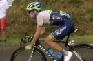 Simon Yates, on stage 15 of the 2014 Tour de France, is targetting stage wins in 2015
