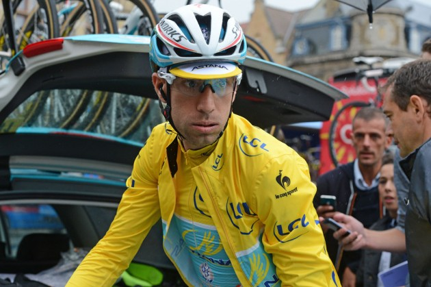 Photo: Tour de France 2014 winner says that his first reaction to finding out about his Astana teammates' positive tests was