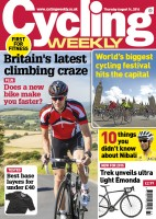 Cycling Weekly August 14 2014 issue