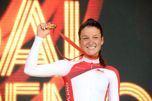 Photo: Bella Velo in Surbiton, Surrey, exclusively stocks women's bikes, clothing and equipment, with Lizzie Armitstead backing the shop to get more women into the sport.