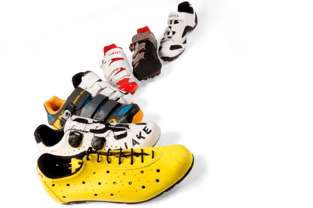 Photo: If you're looking for a new pair of cycling shoes for the road, or for mountain biking, or both, we've got a wide range of options that'll see you right .