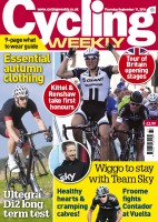 Cycling Weekly September 11 2014 issue