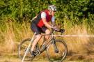 Cyclo-cross-race