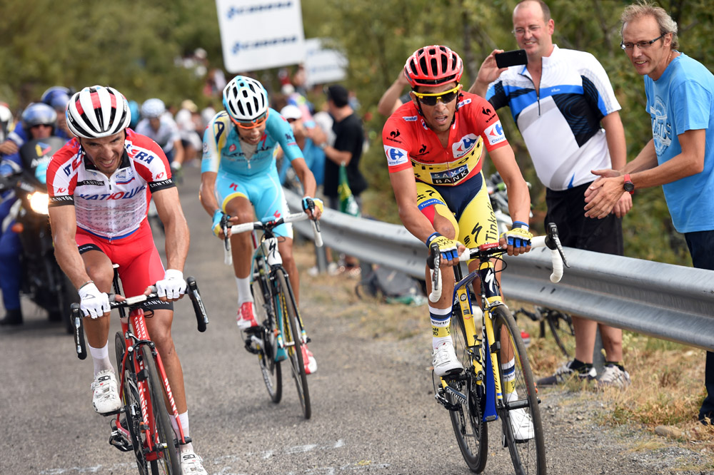Vuelta a Espana 2014 stage 14 gallery