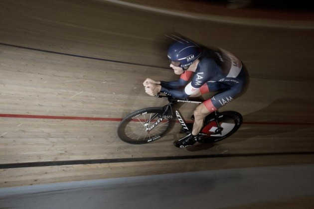 Matthias Brändle will be attempting the Hour Record