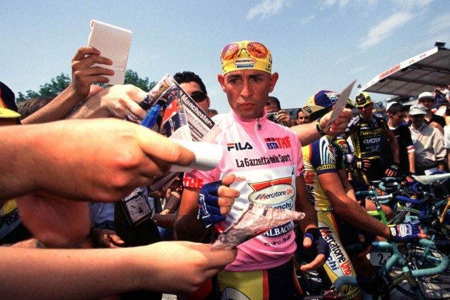 Photo: Sottani opened his inquiry while a separate investigation into Pantani's death ongoing in Rimini, 33 miles away in the same Emilia-Romagna region..