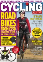 Cycling Active Dec 2014