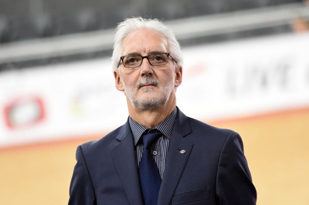Photo: With the IOC lifting its 28-sport cap, UCI president Brian Cookson is keen to explore ways to safeguard track cycling's future.