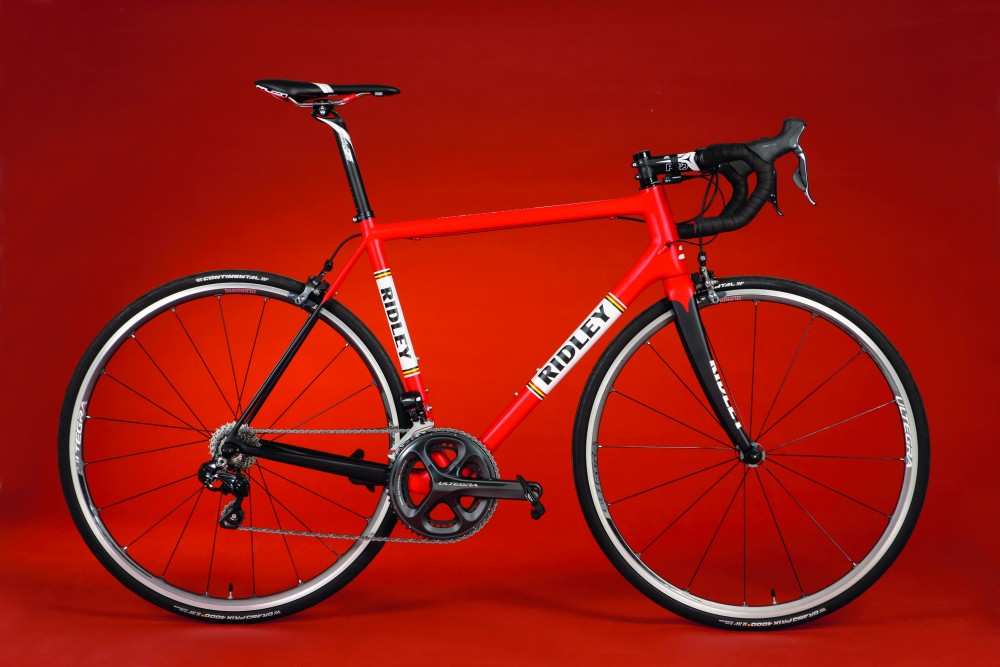 Ridley Helium SL Road Bike user reviews : 5 out of 5 - 1 ...