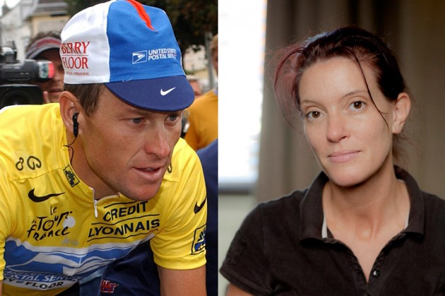 Photo: CW sits down with Emma O'Reilly in London to discuss doping, lawsuits and just how she managed to forgive Lance Armstrong.